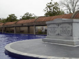 Martin Luther King grave site
