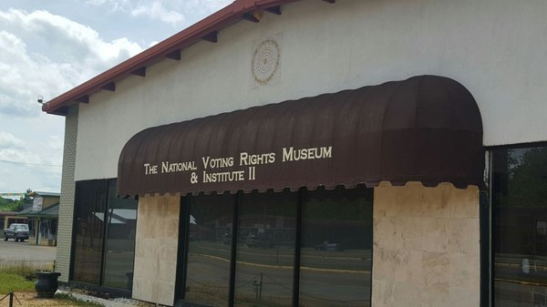National Voting Rights Museum Institute