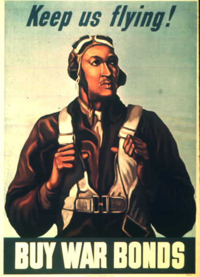 The Airmen were celebrated by African-Americans.