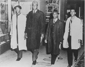 Archival image courtesy of the Greensboro News & Record