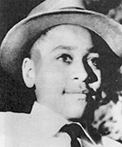 Emmett Till, about six months before his murder.