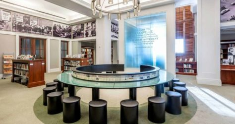 Nashville Public Library Civil Rights Room